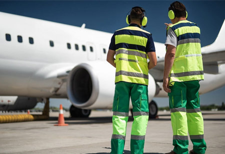 How Embedded Sensors Foster Ground Safety in Airports