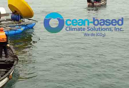 Science Team Will Validate Breakthrough Ocean CO2 Sequestration Technology