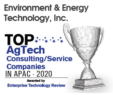 Top 10 AgTech APAC Service/consulting Companies - 2020