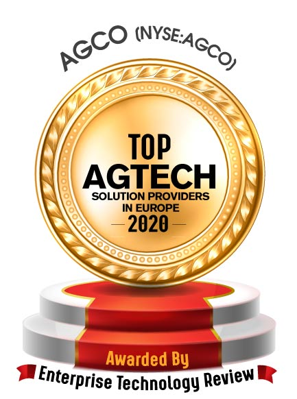 Top 10 Agtech Solution Companies in Europe - 2020