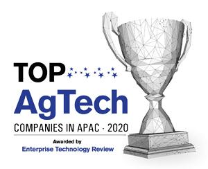 Top 10 Agtech Companies in APAC- 2020