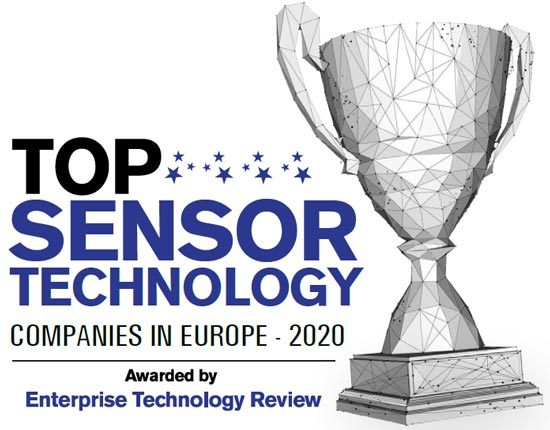 Top 10 Sensor Technology Companies in Europe - 2020