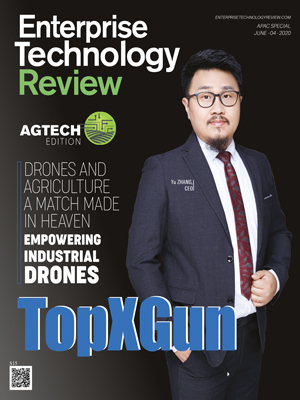 TopXGun: Drones and Agriculture - A Match Made in Heaven Empowering Industrial Drones