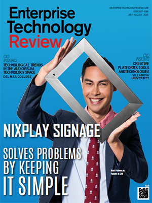 NIXPLAY SIGNAGE: Solves Problems By Keeping It Simple