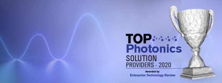 Top 10 Photonics Solution Companies - 2020