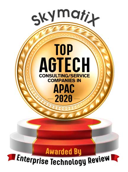 Top 10 Agtech Consulting/Service Companies in APAC- 2020